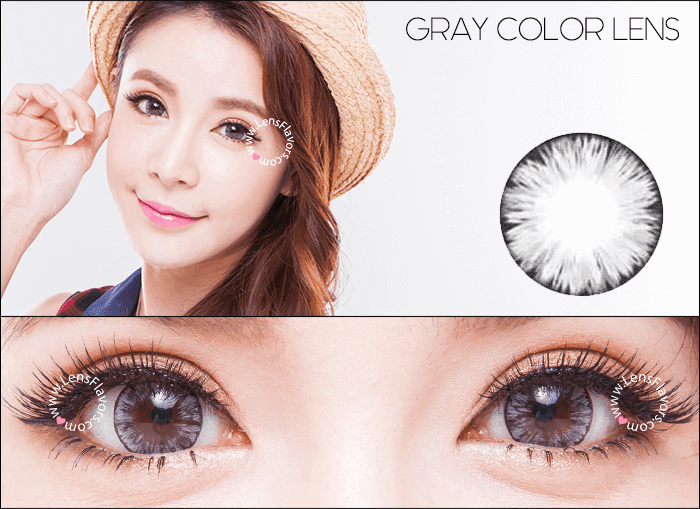 eos ice gray circle lenses
