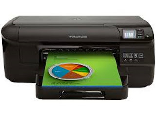 Picture HP Officejet Pro N811a Printer