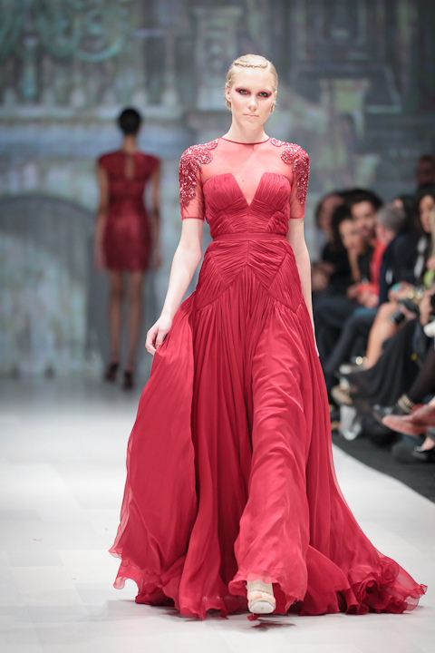 Byelisabethnl Runway Gorgeous Evening Gowns By Pavoni
