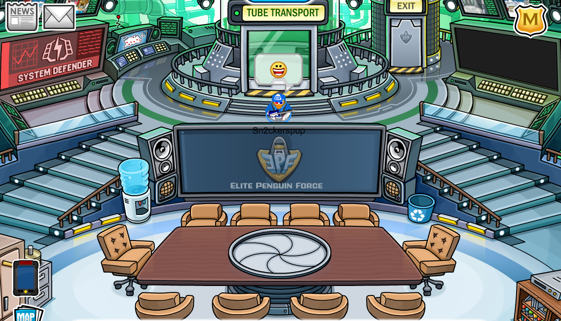 Club Penguin Rewritten Cheats™: How to become a EPF Agent