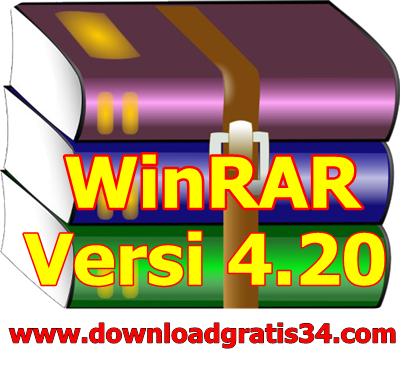 Winrar 4.20