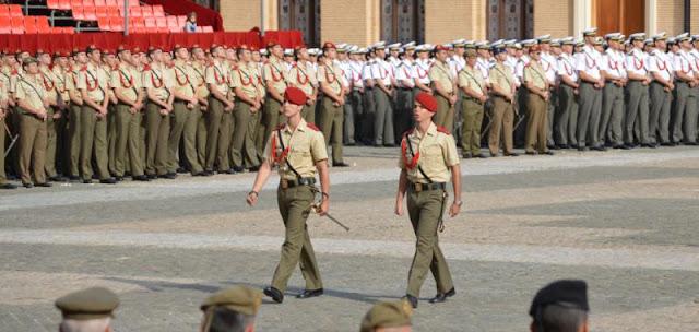 El Consejo de Ministros aprueba las plazas para el acceso a las FAS y la Guardia Civil en 2016