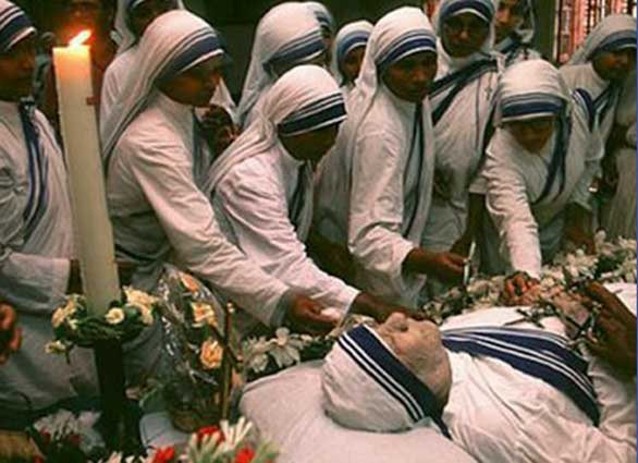Humanitarian Mother Teresa's devotion for a lifetime