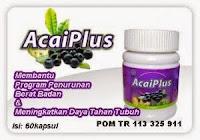 Obat Pelangsing AcaiPlus Nasa