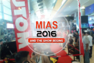2016 Manila International Auto Show - What All it had in Stock