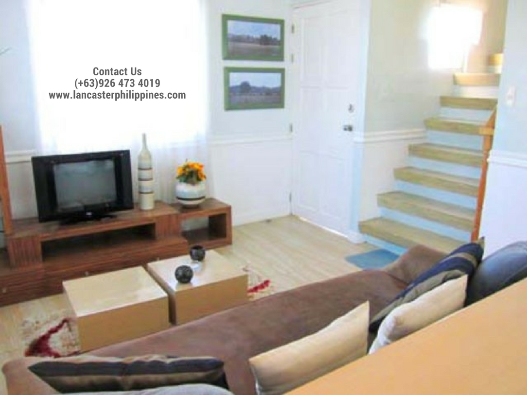 Colleen House Model - Lancaster New City House for Sale Imus Cavite