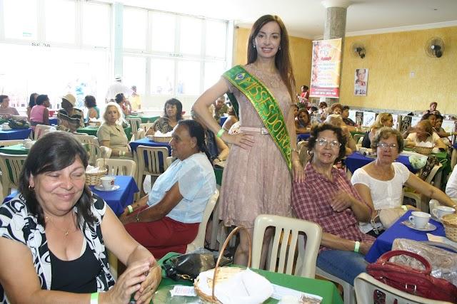 Andreia Capistrano: Representante Oficial das Misses do Brasil