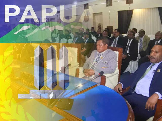 Pemprov Papua Dorong DPR Bahas APBD Perubahan 2018