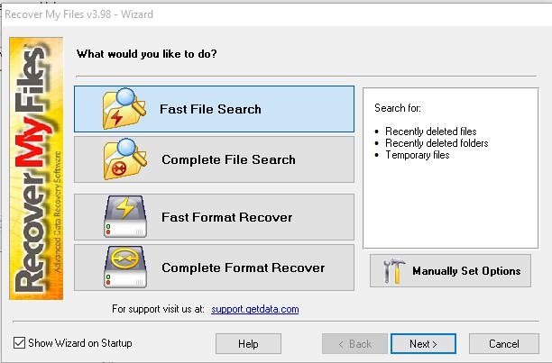 get data recover my files v5 license key