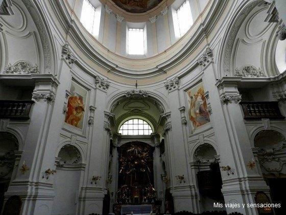 iglesia de la Santa Trinidad, Salzburgo, Austria
