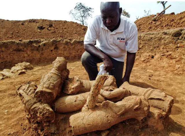 140922183450 0001 - Los Nok: El Enigma de la cultura más antigua del arte subsahariano: El descubrimiento