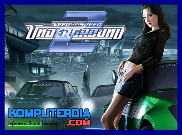 Kode / Cheat NFS Underground 2 Komputer PC