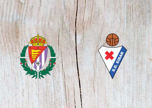 Real Valladolid vs Eibar - Highlights 10 November 2018