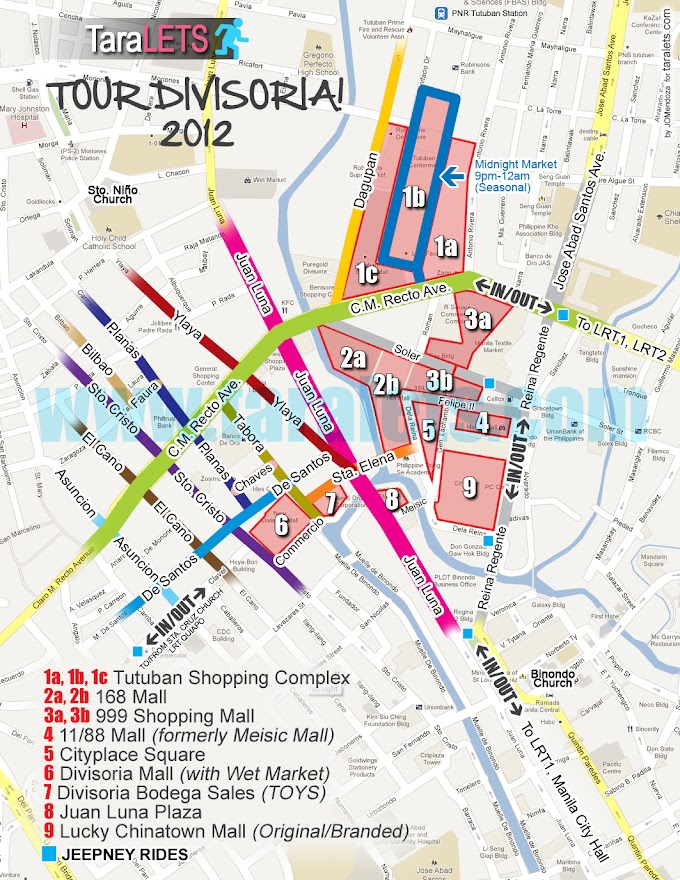 Divisoria DEMYSTIFIED