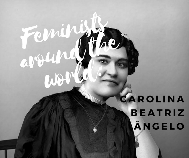 Carolina Beatriz Ângelo: the first woman to vote in Portugal