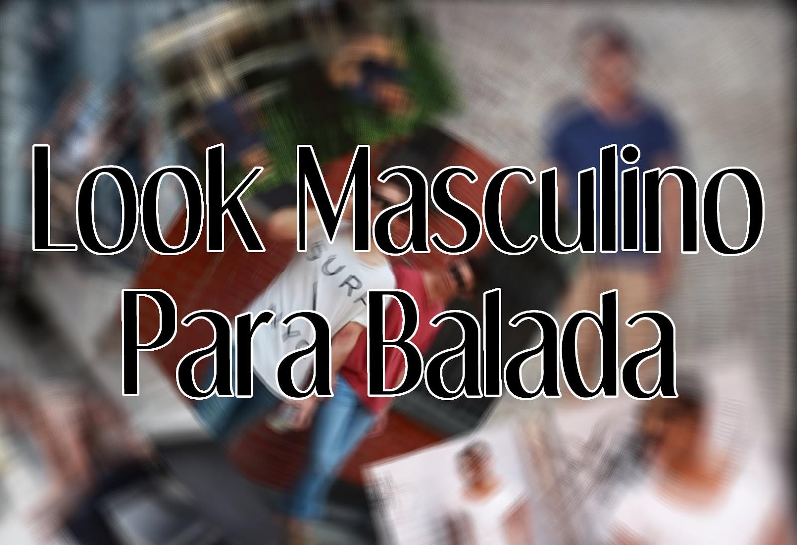 Look Masculino para Balada (1)