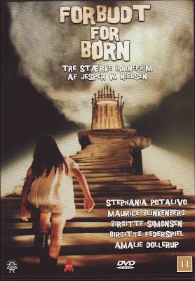 Запрещено для детей / Маленькая большая сестра / Forbudt for born / Little big sister. Making Of.