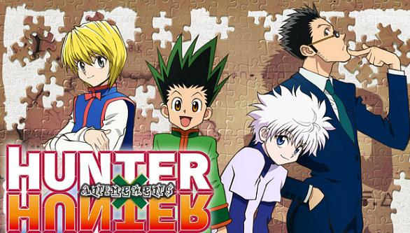 Hunter X Hunter - Best Shounen Anime of All Time