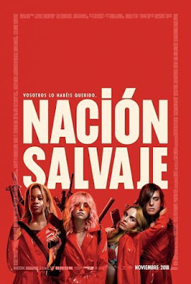 Assassination Nation 2018 DVD R1 NTSC Latino