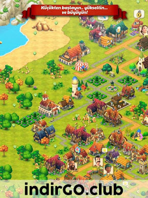 tony village apk