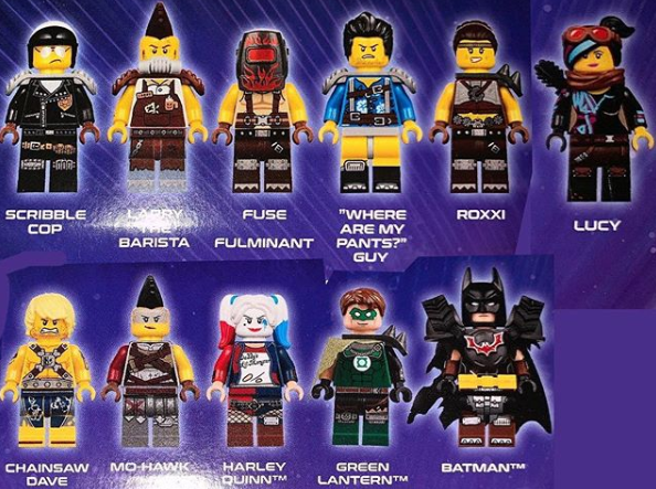 AnJ's Brick Blog: The Lego Movie D2C Welcome to