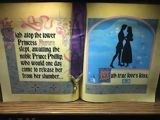 Sleeping Beauty book end