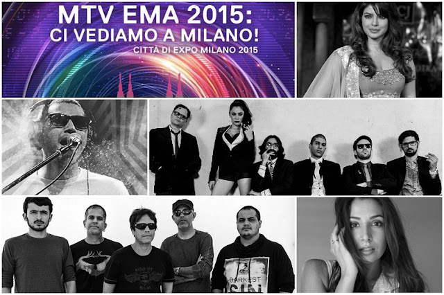 Europe Music Awards 2015