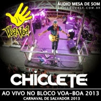 cd de chiclete com banana no carnaval 2013