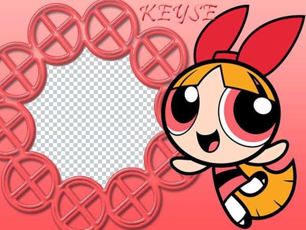 Powerpuff Girls Free Printable Frames Cards Or