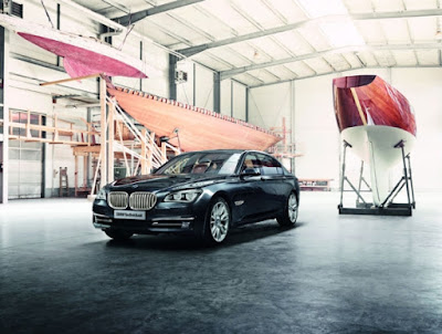 BMW Individual 760Li Sterling Customized By ROBBE & BERKING