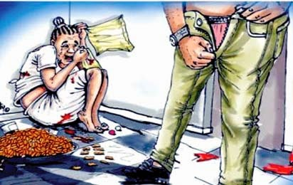 Policeman Rapes, Impregnates Pastor's 13-yr-old Daughter