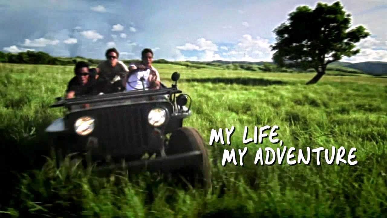 My Great Big Adventure