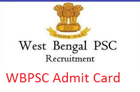 WBPSC APO Admit Card Released