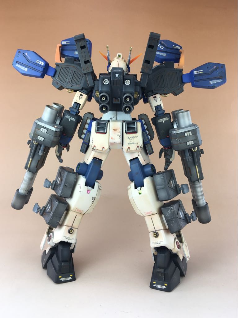 Custom Build: MG 1/100 Gundam Heavy Arms Custom EW - Gundam Kits Collection News and Reviews