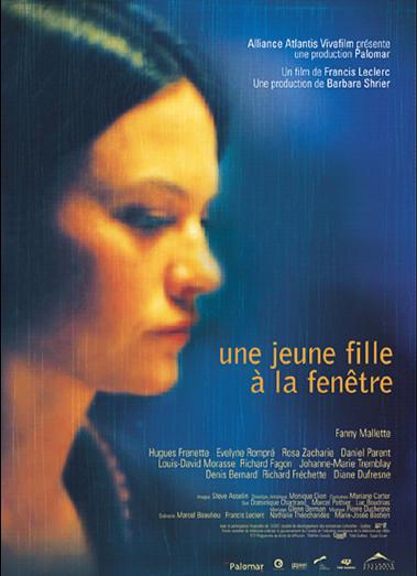Une Fille French Teenage Fashion For Spring 2016: Une Jeune Fille à La Fenêtre (2001) 698 Mb