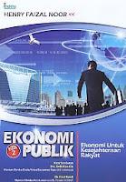 AJIBAYUSTORE  Judul Buku : Ekonomi Publik Ekonomi Untuk Kesejahteraan Rakyat EDISI 2