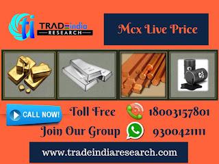 Mcx Live Price