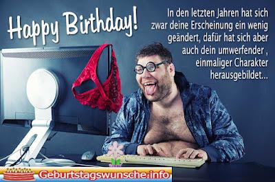 Geburtstagssprüche für Männer