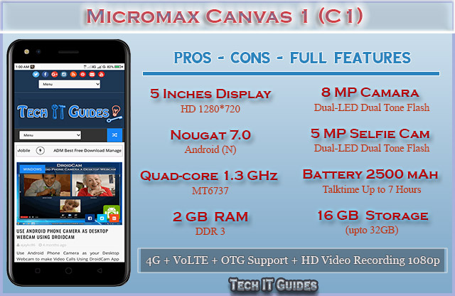Micromax-Canvas-1-Phone-Review-Full-Features-with-Pros-Cons
