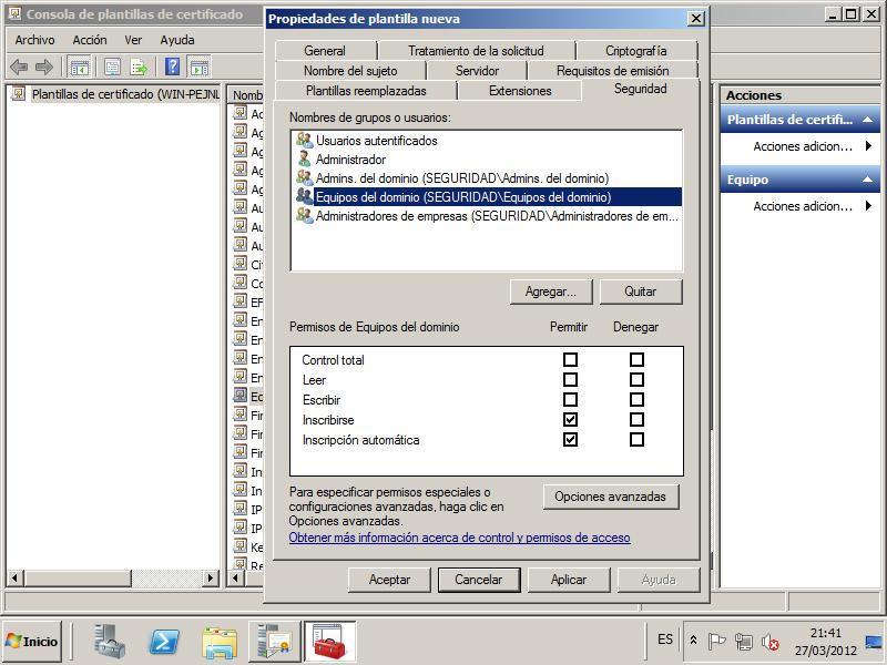 Seguridad Informática \