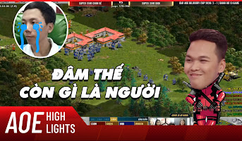 AoE Highlight | Màn đâm Y điên cuồng tiêu diệt đối thủ của Chim Sẻ Đi Nắng