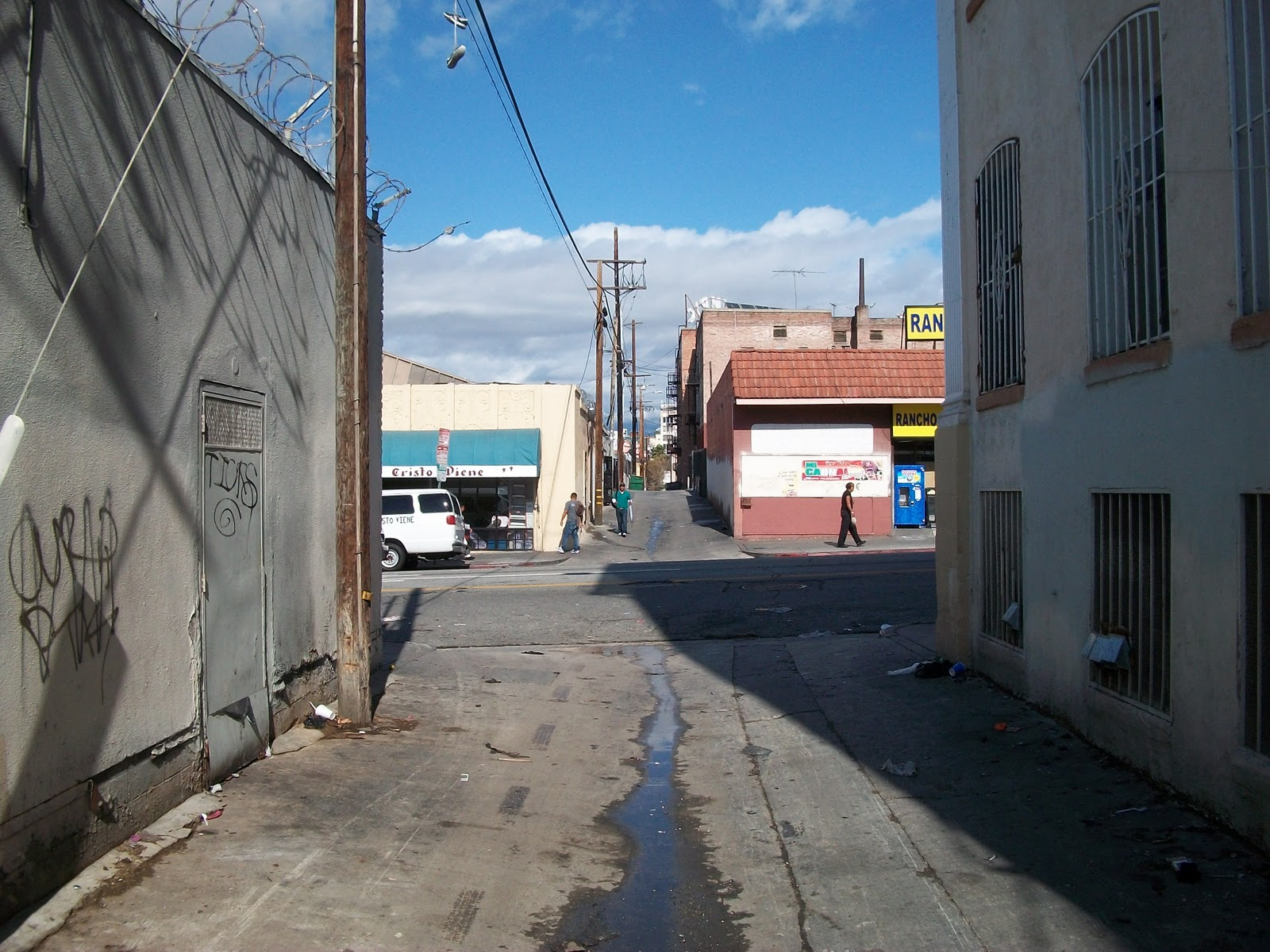 Filming Locations Of Chicago And Los Angeles Training Day