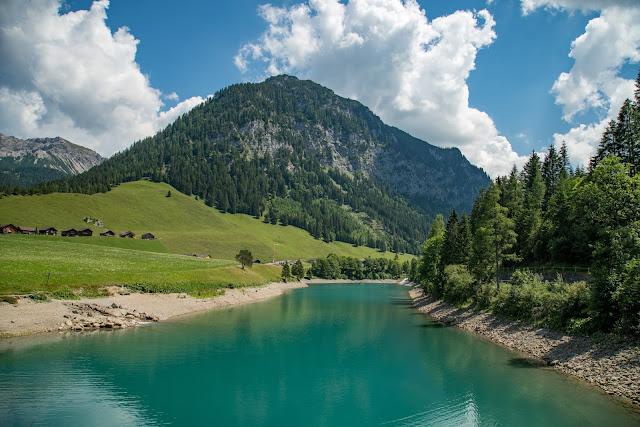 Bergtour Rappenstein von Steg  Wandern Fürstentum Liechtenstein 16