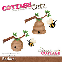 http://www.scrappingcottage.com/cottagecutzbeehives4x4.aspx