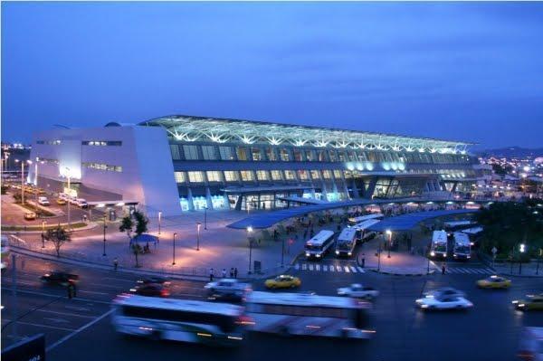 Transporte terrestre Guayaquil Directorio