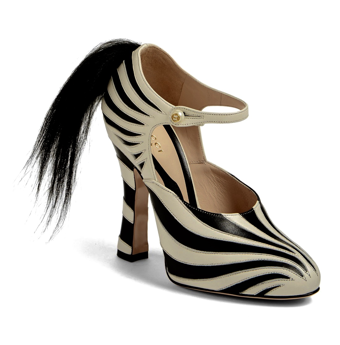 gucci zebra shoes. a tail of two shoes, or: the zebra\u0027s tale. gucci\u0027s delightful mary janes gucci zebra shoes