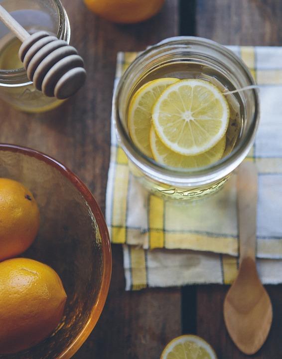 limoni in cucina