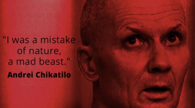 Andrei Chikatilo quote