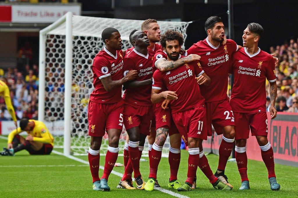 محمد صلاح يفوز بجائزة افضل لاعب فى مباراة ليفربول و واتفورد , الدورى الانجليزى , الجولة الاولى Salah-Man-of-the-match