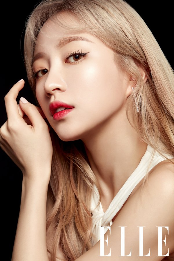 EXID Hani Showcases Her Perfect Visual For ELLE Daily K